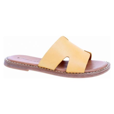 Dámské pantofle Tamaris 1-27135-24 sun 1-1-27135-24 602