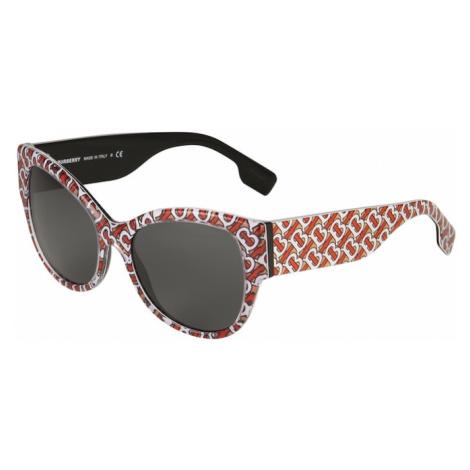 BURBERRY Slnečné okuliare  červená