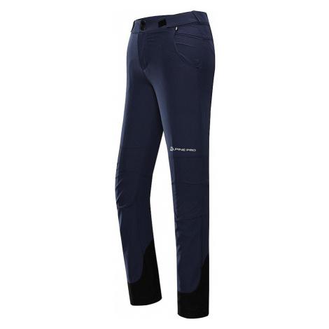 Detské softshellové nohavice Alpine Pro
