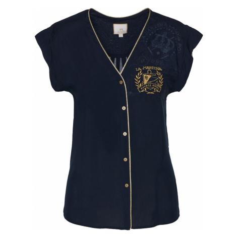 Košeľa La Martina Woman Shirt Cotton Satin
