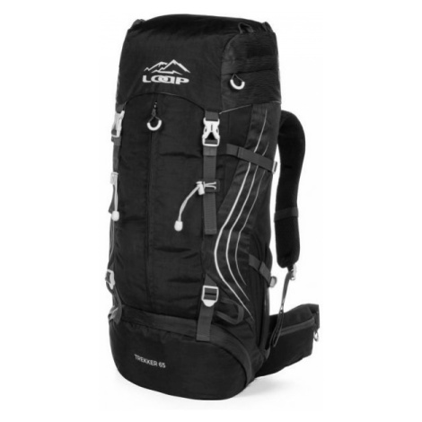 Loap TREKKER 65 modrá - Turistický batoh