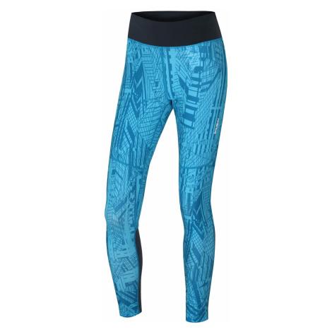 Husky Darby Long modrá, Dámske športové nohavice