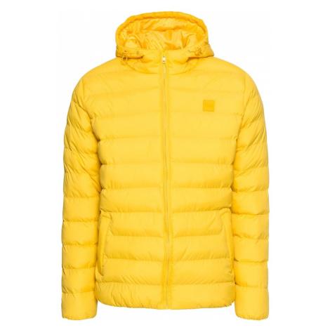 Urban Classics Prechodná bunda  žltá