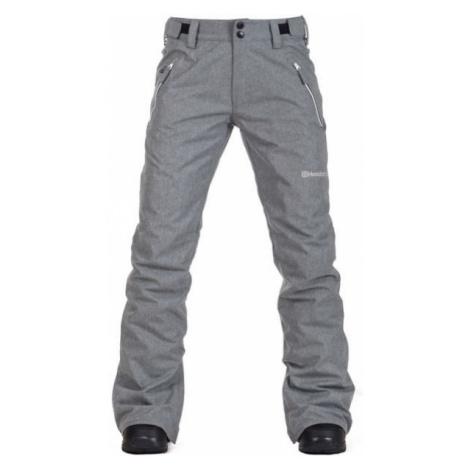 Horsefeathers RYANA PANTS šedá - Dámske lyžiarske/snowboardové nohavice