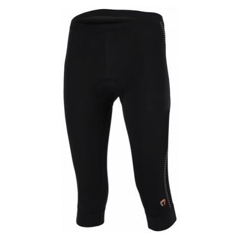 Briko SCINTILLA LADY čierna - 3/4 cyklistické nohavice