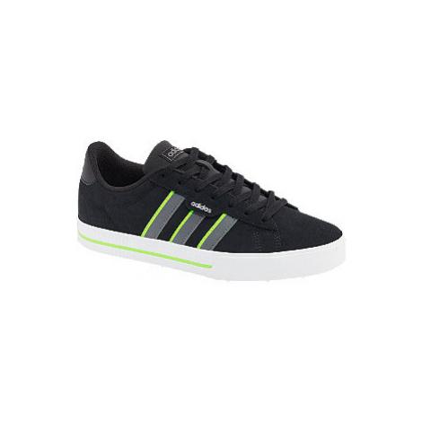Čierne tenisky Adidas Daily 3.0
