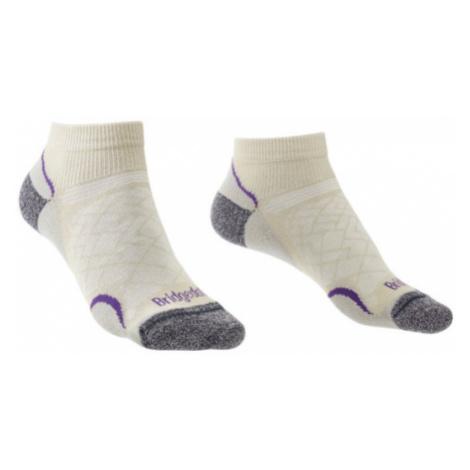 Ponožky Bridgedale Hike Ultralight T2 Coolmax Performance Low Women's taupe/927