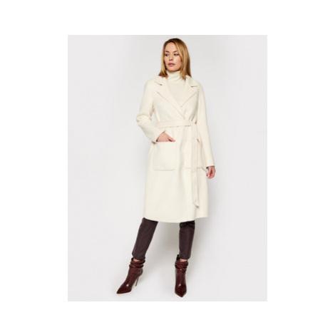 Liu Jo Prechodný kabát WF0251 T8524 Béžová Regular Fit