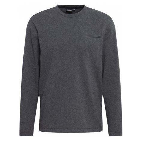CMP Funkčné tričko  tmavosivá