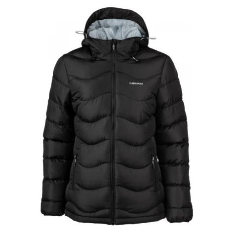Head FLORES čierna - Dámska bunda