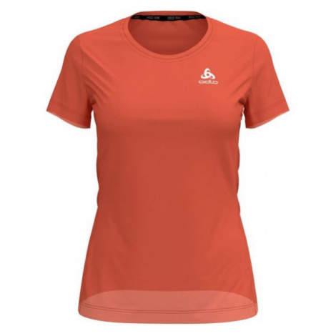 Odlo LADIES ELEMENT LIGHT oranžová - Dámske tričko