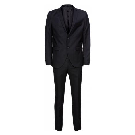 JACK & JONES Oblek 'JPRSOLARIS SUIT'  čierna