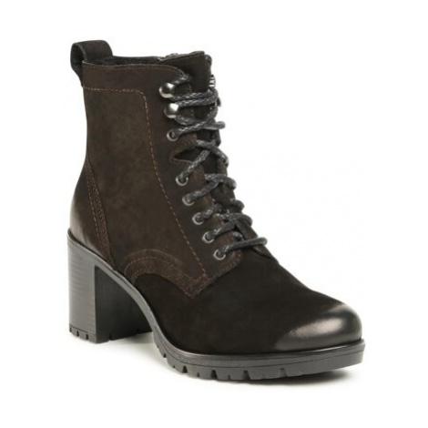 Šnurovacia obuv Lasocki RST-DIEGA-03 Prírodná koža(useň) - Nubuk