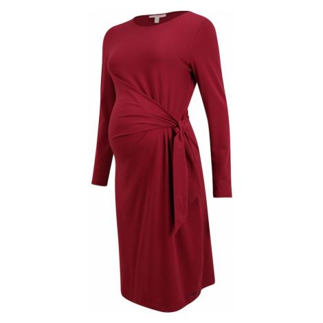 Esprit Maternity Šaty  červená