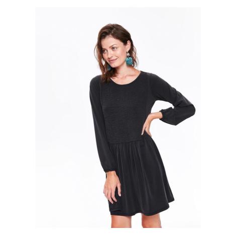 Černé mini šaty Top Secret