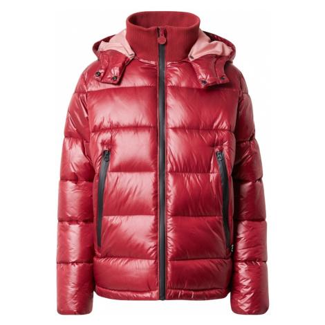 Pepe Jeans Zimná bunda 'Clara'  tmavoružová