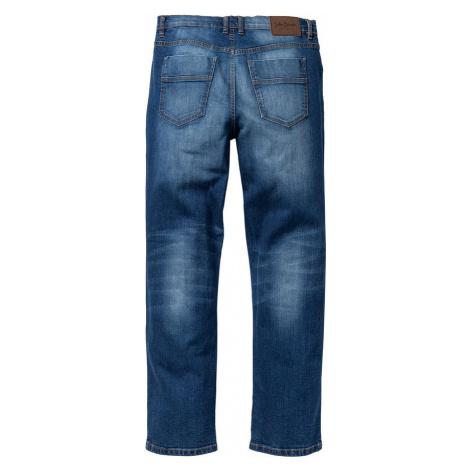 Strečové džínsy Classic Fit Straight bonprix