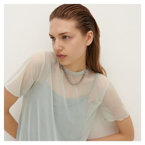 Reserved - Sieťové šaty - Viacfarebná