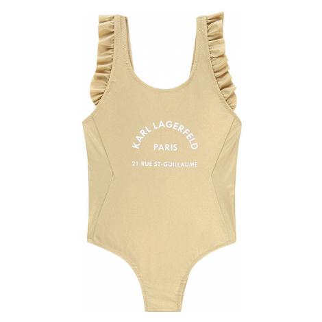 Karl Lagerfeld - Detské plavky 114-150 cm