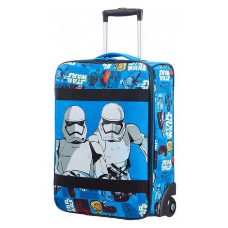 American Tourister Detský cestovný kufor New Wonder Upright Star Wars 32 l