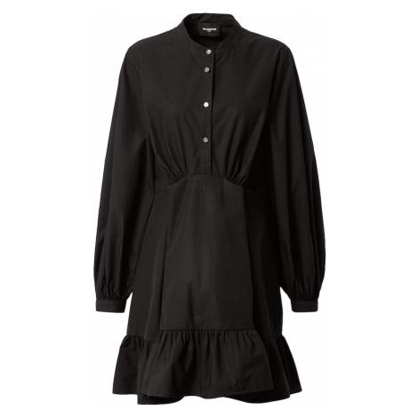The Kooples Košeľové šaty  čierna