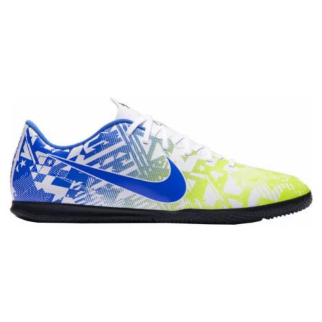 Nike MERCURIAL VAPOR 13 CLUB NJR IC zelená - Pánska halová obuv
