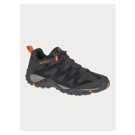 Alverstone Outdoor obuv Merrell Čierna