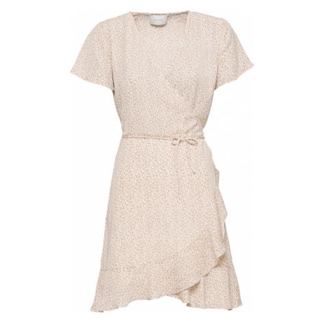 Neo Noir Letné šaty 'Malta'  krémová / béžová