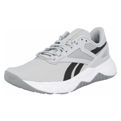 REEBOK Športová obuv 'Nanoflex TR'  sivá / čierna