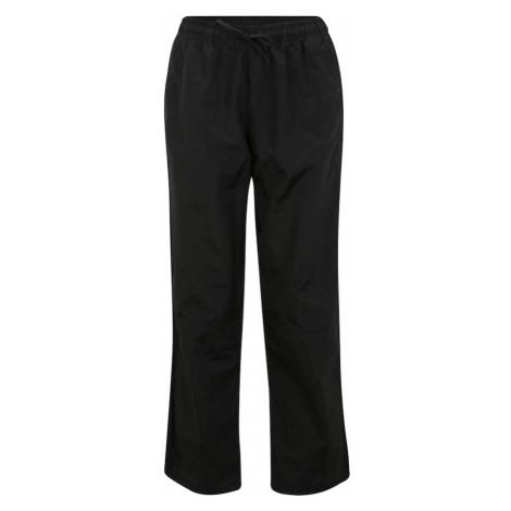 ADIDAS PERFORMANCE Športové nohavice 'W woven pant'  čierna