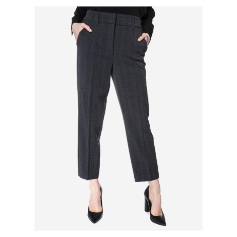 Jane Kalhoty Vero Moda Čierna