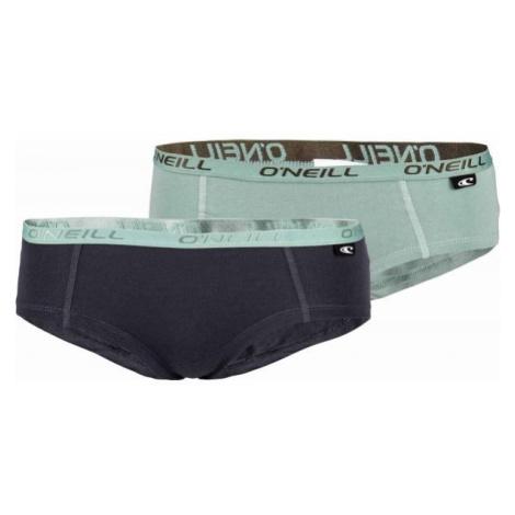 O'Neill WOMEN HIPSTER 2PK zelená - Dámske nohavičky