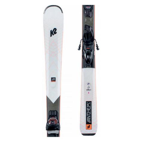 K2 ANTHEM 76X + ER3 10 COMPACT Q - Dámske allmountain lyže s viazaním
