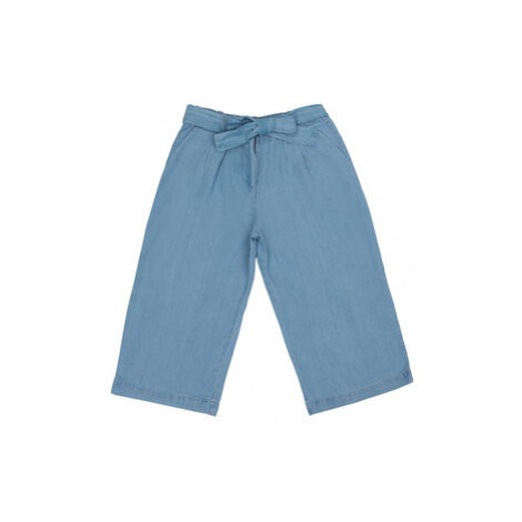 Primigi Bavlnené nohavice 43122641 Modrá Regular Fit