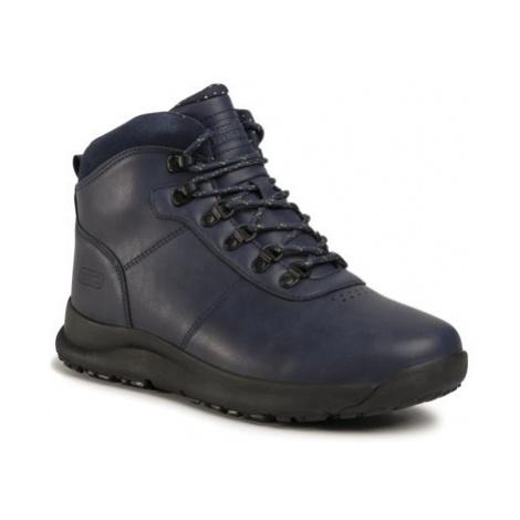 Šnurovacia obuv SPRANDI EARTH GEAR MP07-91332-10 koža ekologická
