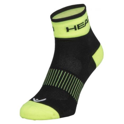 Head SOCKS YELLOW žltá - Cyklistické ponožky