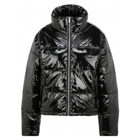 Gina Tricot Prechodná bunda  čierna
