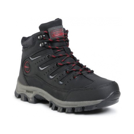 Šnurovacia obuv SPRANDI EARTH GEAR BP07-91327-01 koža ekologická