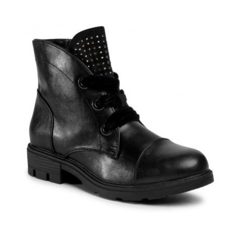 Šnurovacia obuv Jenny Fairy WS9781-02 Ekologická koža/-Ekologická koža