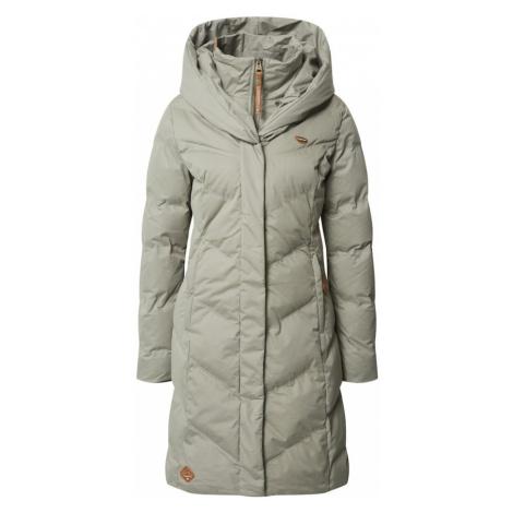 Ragwear Zimný kabát 'Natalka'  olivová