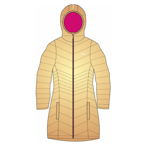 IDUZIE children's winter coat pink LOAP