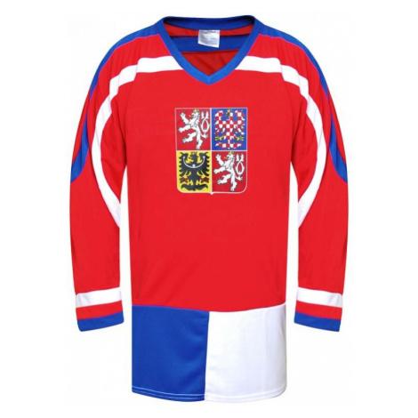 Hokejový dres ČR 1, červený Oblečení