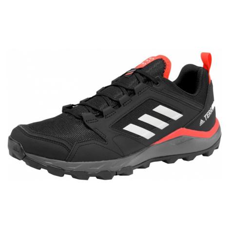 ADIDAS PERFORMANCE Bežecká obuv  biela / čierna / oranžovo červená