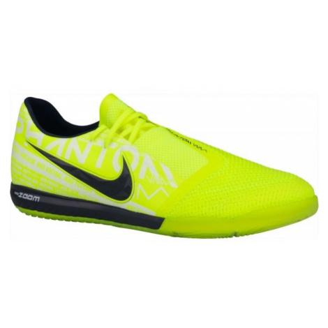 Nike ZOOM PHANTOM VENOM PRO IC žltá - Pánska halová obuv