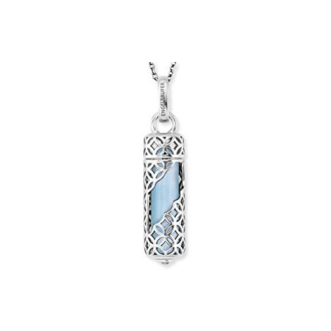 Engelsrufer Štýlový náhrdelník s príveskom a achátom veľ. M ERN-HEAL-BA-M (retiazka, prívesok)