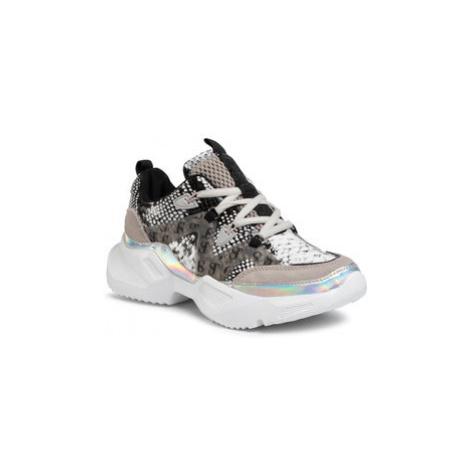 SuperTrash Sneakersy Niva Snk W 2011 058502 Sivá