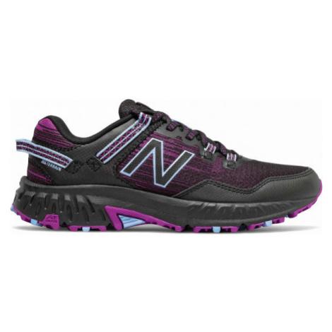 New Balance WT410CM6 čierna - Dámska trailová obuv
