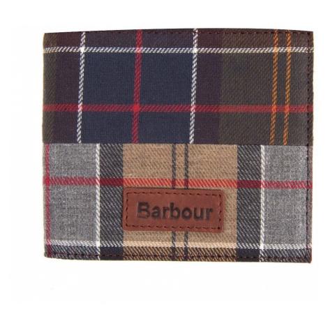 Barbour Tartanová peňaženka Barbour - Mixed Tartan