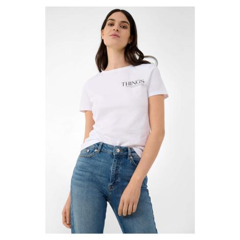 Tričko s nápisom Orsay