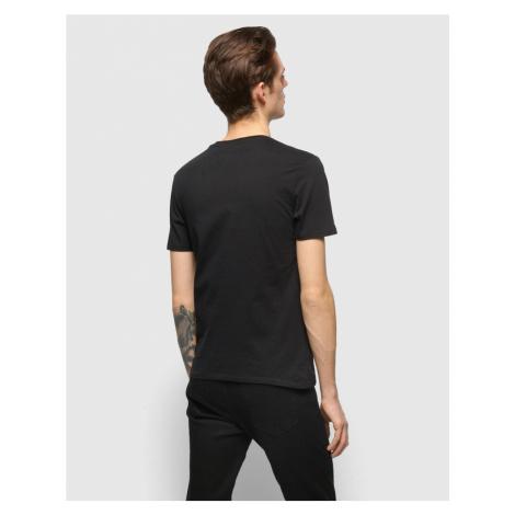 LEVI'S Tričko  čierna / svetločervená / biela Levi´s